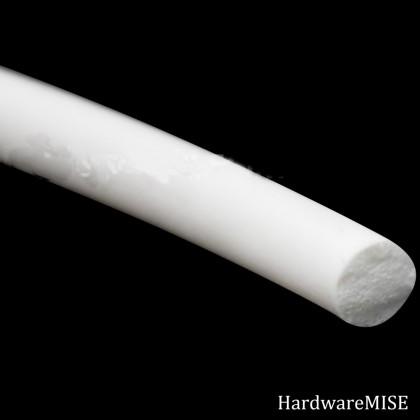 Silicone Sponge Cord Round Rubber Foam Cord 10mm Diameter Malaysia Ready Stock