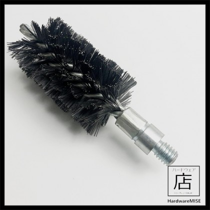 Boiler Tube Brush Double Spiral Steel Boiler Cleaning Brushes Heavy Duty Malaysia Supplier