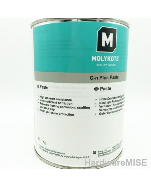 Molykote G-N Plus Paste 1KG By Dow Corning