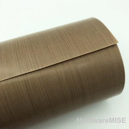 PTFE TEFLON Sheet Mat Heat Press Craft Fabric Transfer Non Stick Baking Sheet 0.13mm