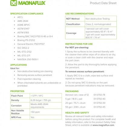 Magnaflux Spotcheck SKC-S 300g Aerosol