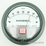 Dwyer Magnehelic Differential Pressure Gauge Series 2000