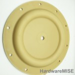 ARO 94615-A Santoprene Diaphragm by Ingersoll Rand for 666151-2EB-C