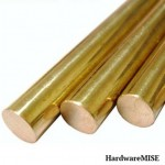 Brass Rod 2mm 3mm 4mm 5mm 6mm 8mm 10mm diameter Malaysia Ready Stock