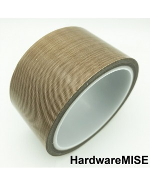 Teflon Sealing Machine High Temperature Resistant Adhesive PTFE Tape PTFE Fabric