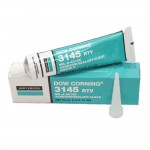 Dow Corning 3145 RTV 3145 Silicone Sealant Clear or Grey 90ml