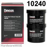 Devcon 10240 Plastic Steel 5 minutes Putty (SF) 1 lb. Kit