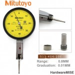 MITUTOYO DIAL INDICATOR 513-404-10E MADE IN JAPAN DIAL GAUGE