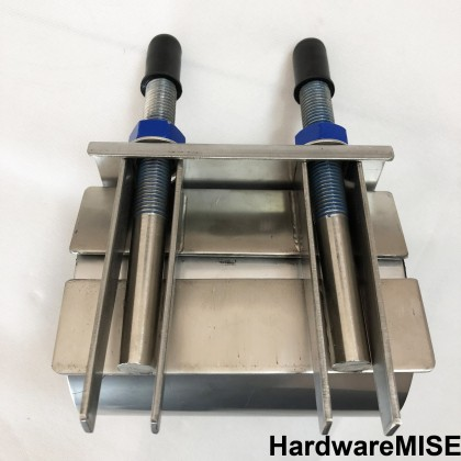 Pipe Repair Clamp Stainless Steel SS304 304 No Leakage