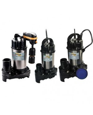 Submersible Pump Stainless Steel Mitsubishi Meath Super Pump SSP-155S