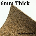 Rubberised Cork Sheet 6mm Thick Malaysia Ready Stock