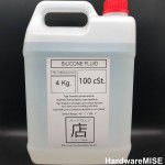 Silicone Oil 10/50/100/350/500/1000 Cst 4Kg Silicone Fluid