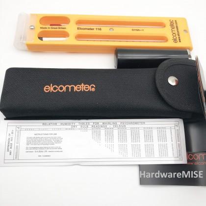 Elcometer 116 G116A-1 Whirling & Sling Hygrometer