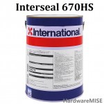 Interseal 670HS Epoxy Primer EGA236-Grey Marine Coating International Paint 5 Liter