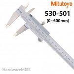 MITUTOYO 530-501 VERNIER CALIPER MADE IN JAPAN 600mm