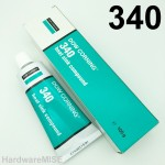 Dow Corning 340 Dowsil Heat Sink Compound Thermal Paste Heat Gel 100g Malaysia Supplier