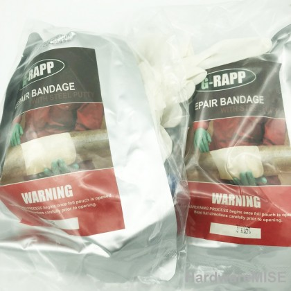 Pipe Repair Bandage No Leakage With Steel Putty By G-RAPP