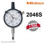 Mitutoyo 2046S Dial Indicator With Lug Back 10mm Malaysia Supplier