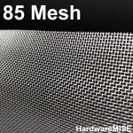 Stainless Steel Wire Mesh SS 304 Netting 85 mesh SS304