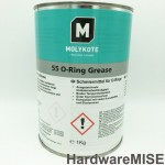 Molykote 55 O Ring Grease 1KG Dow Corning High Performance Lubricants