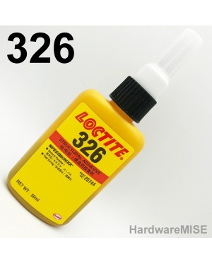 Loctite 326 Speedbonder Structural Adhesive 25744 Fast Curing Genaral Purpose 50 mL Bottle