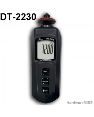 LUTRON DT-2230 Tachometer Pocket Photo Contact Malaysia Supplier