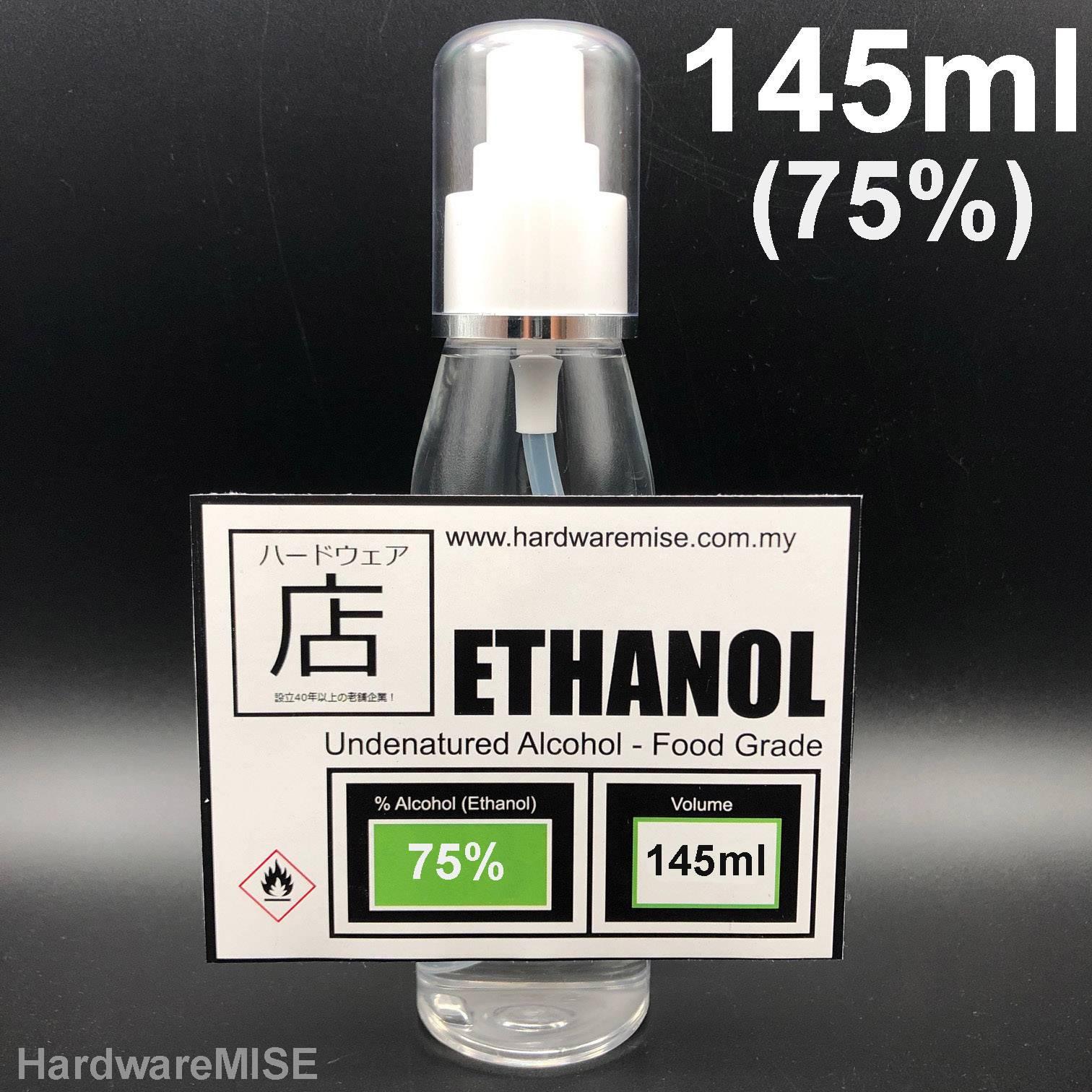 Ethanol Alcohol 75% Spray Hand Sanitizer Food Grade ...